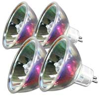 4x Halogen Replacement Disco Bulbs 24V 250W