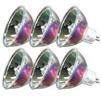 6x Halogen Replacement Disco Bulbs 24V 250W
