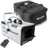 BeamZ SNOW1800 Snow Machine & Soft Case