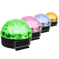 Max Magic Jelly Ball LED Disco Ball Lights, Set of 4