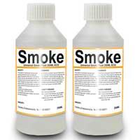 2x 250ml Eco Smoke Fluid