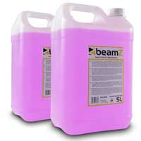 2x BeamZ 5L High Density Purple Haze Fluid