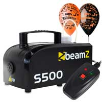 Smoke Fog Mist Effect Machine 500W Remote Control|Halloween House Party HPK3