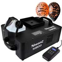BeamZ S1800 Smoke Machine & Halloween Balloon