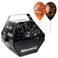 Beamz Bubble Blowing Machine B500 Special Effects|Halloween House Party HPK17