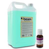5 Litres Beamz Pro Eco High Quality Smoke Haze Fog Machine Fluid Coconut Scent