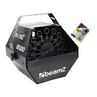 Halloween Party Package with B500 Bubble Machine & Halloween Decorations