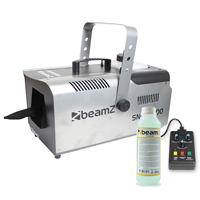 Beamz SNOW1800 with 250ml Concentrated Fluid