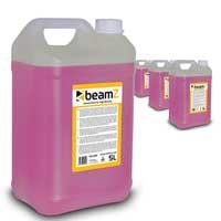 Dynamic Premium Smoke / Fog Machine Fluid (4x5L) Pink Liquid Solution DJ Disco