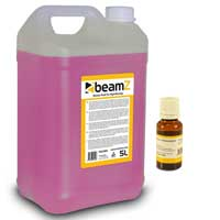 BeamZ 5L High Quality Smoke Fluid & Strawberry Scent