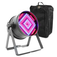 BeamZ Par64 LED Par Can & Gear Sack