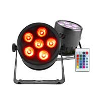 BeamZ Professional BBP66 Uplighter Par Light Pair