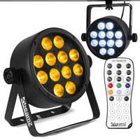 BeamZ Professional BAC306 LED Par Can Pair