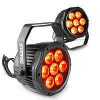 BeamZ Professional BWA410 LED Par Can Pair