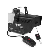 BeamZ Rage 600 Fog Machine - Wireless Controller