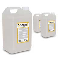 3x BeamZ Hazerfluid 5lt Oil Based HQ