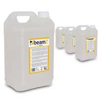 4x BeamZ Hazerfluid 5lt Oil Based HQ