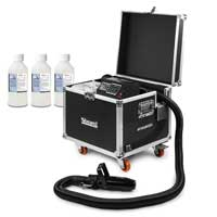 BeamZ Professional SNOW5000 High Volume Snow Machine with 15L Fluid