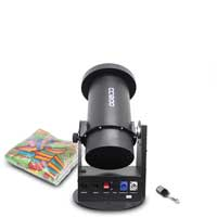 BeamZ Professional CC1200 Confetti Launcher with Colour Shots