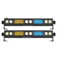 BeamZ LSB340 Strobe Bar with 2-in-1 RGB LEDs, Set of 2