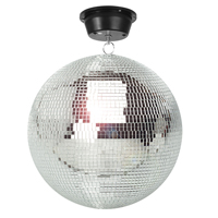 Glitter Mirror Ball 30cm with Motor