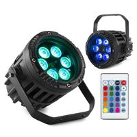 BeamZ BWA63 LED PAR Light Pair