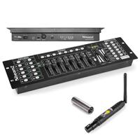 Lighting Controller - BeamZ DMX-192S Wireless Transmitter/Receiver