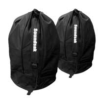 Universal Fit Speaker Bags Pair