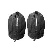 Pair of MiniSoundSak Universal Speaker Bags