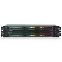 IMG Stage Line VU800/SW LED Audio dB VU Display Pair
