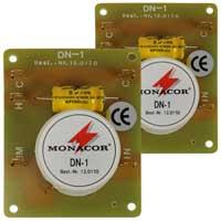 Monacor 2-Way Crossover Network Pair