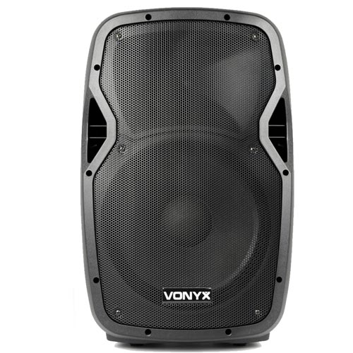 Vonyx AP1200ABT 12 inch Bluetooth Active Speaker