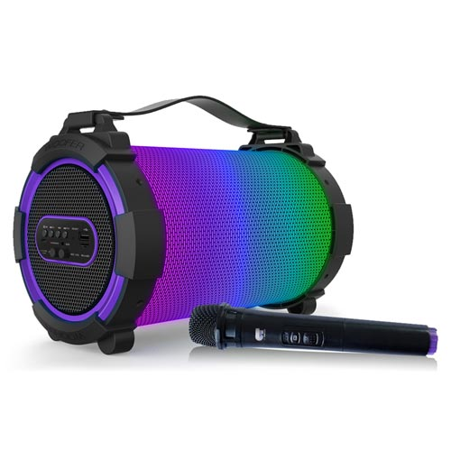 Fonestar TRIUMPH Bluetooth Speaker with Lighting Effects