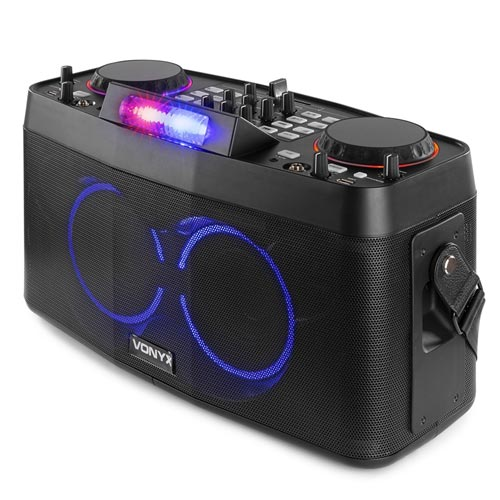 Vonyx CDP800 Portable DJ Station