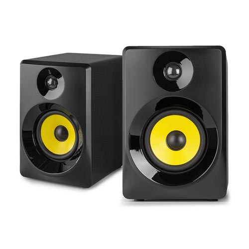 Vonyx SMN30B Active Studio Monitors, Pair