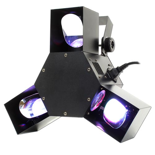 BeamZ Triple Flex Centre Pro RGB LED Light