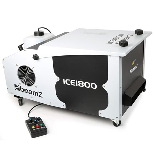 Beamz ICE1800 Ground Fog Machine 1800W