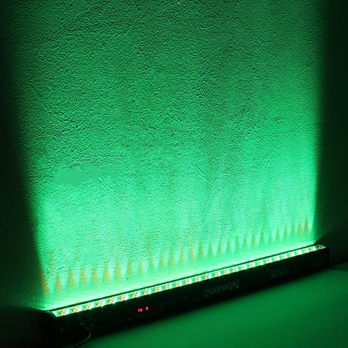 Led Bar 1m Uplighter Wall Washer Strip Light Dmx Link Rgb