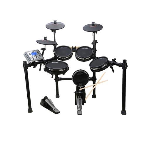Carlsbro CSD400 Mesh Electronic Drum Kit - 8 Piece Set