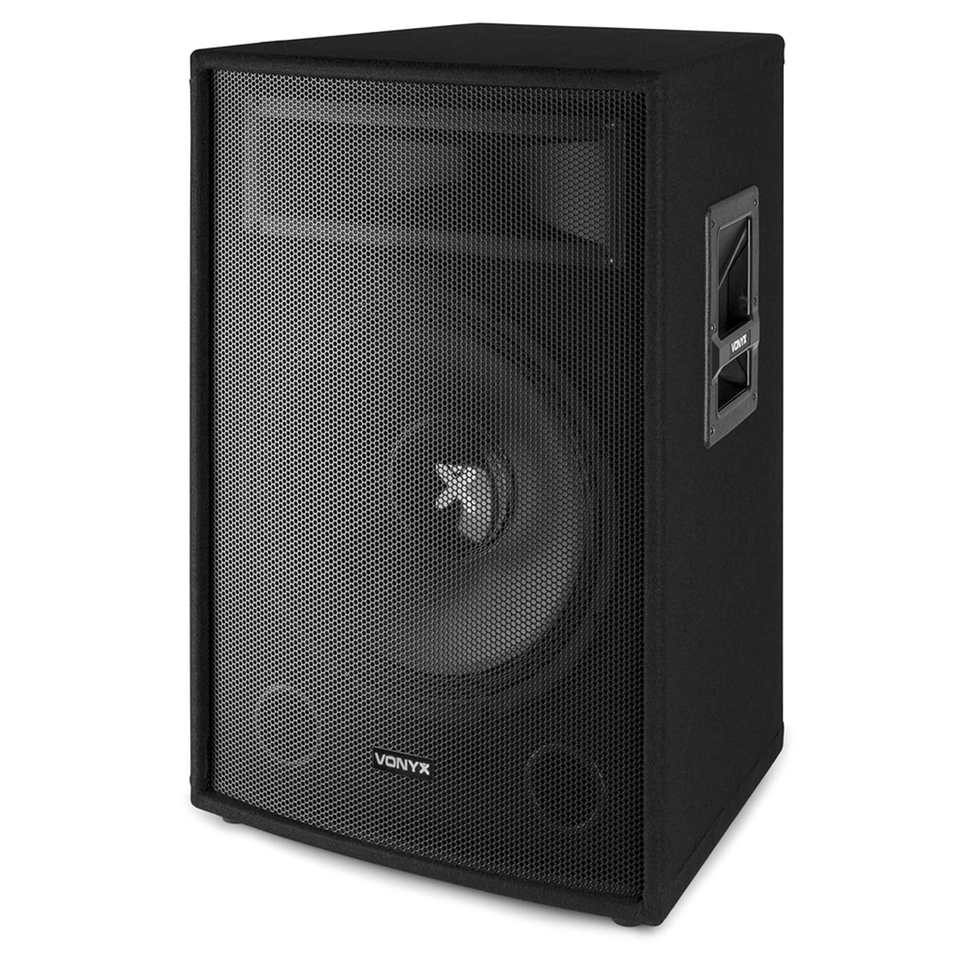 "15/"" Inch 800W Passive Speaker DJ Disco Home Audio Karaoke Party Sound Systems"