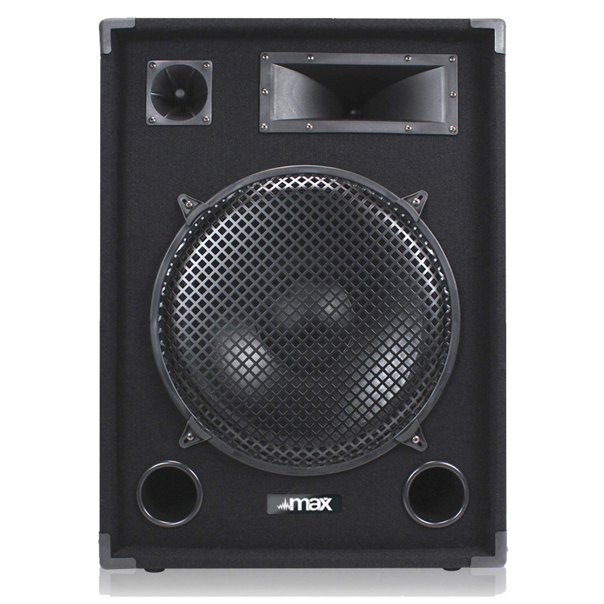 Amazing Max Sp15 Dj Speaker 15 1000W Full Range Woofer Bedroom Dj Mobile Disco Party Download Free Architecture Designs Rallybritishbridgeorg