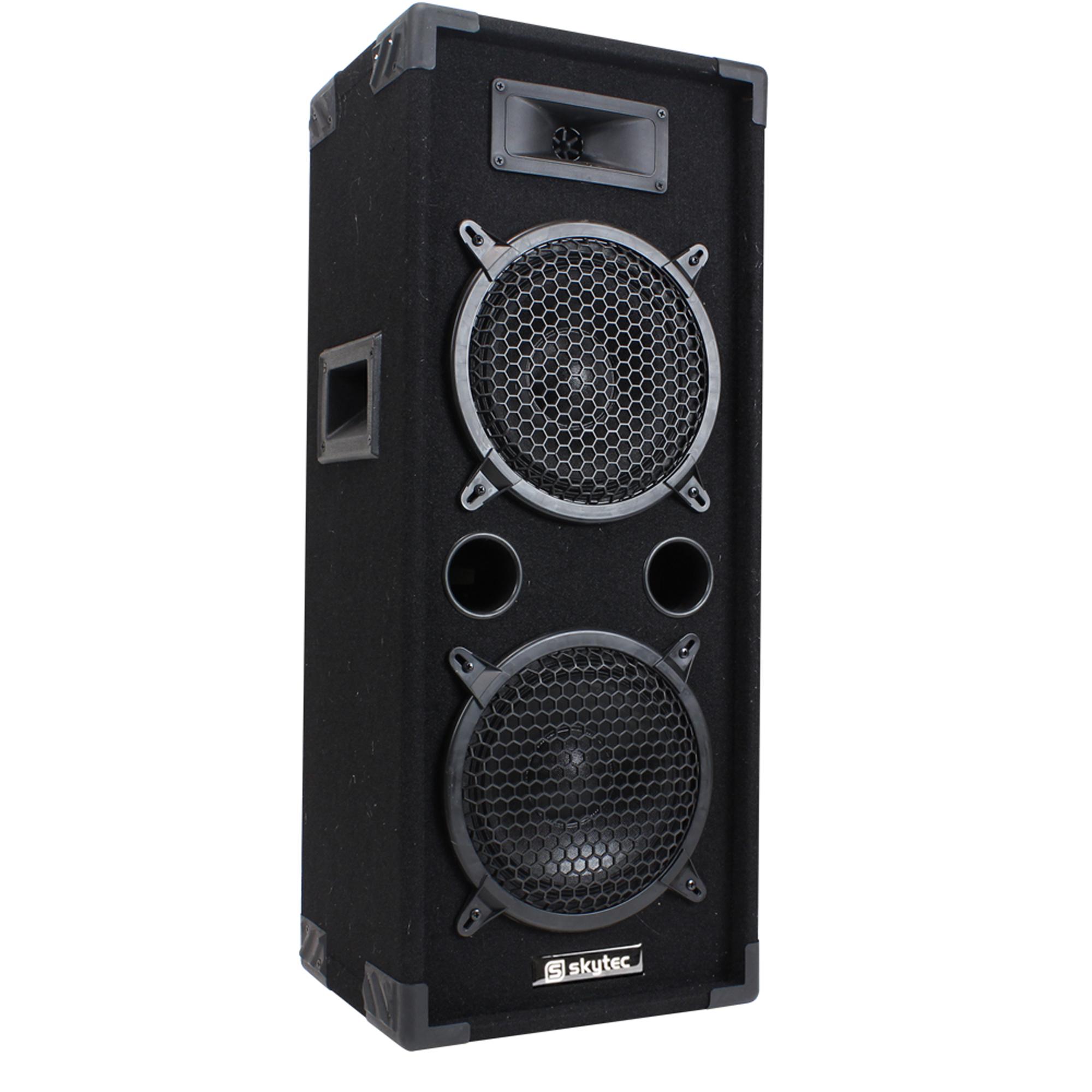 Fine Skytec 2 X 8 Inch Passive Speaker Bedroom Dj Home Audio Hi Fi Disco Party 800W Download Free Architecture Designs Rallybritishbridgeorg
