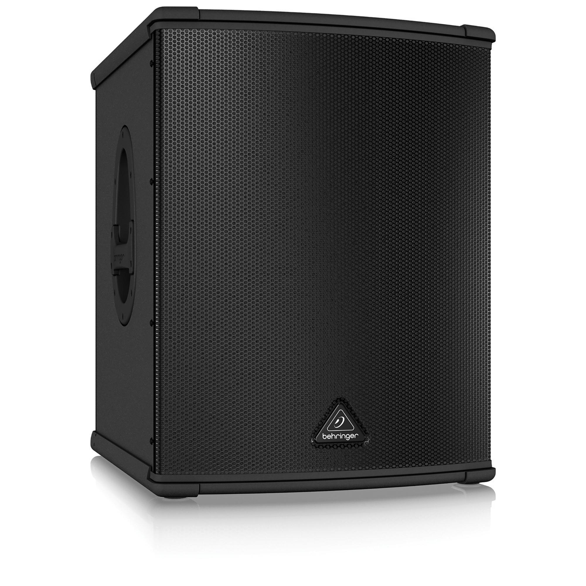 behringer eurolive b1500xp 15 active pa subwoofer speaker. Black Bedroom Furniture Sets. Home Design Ideas