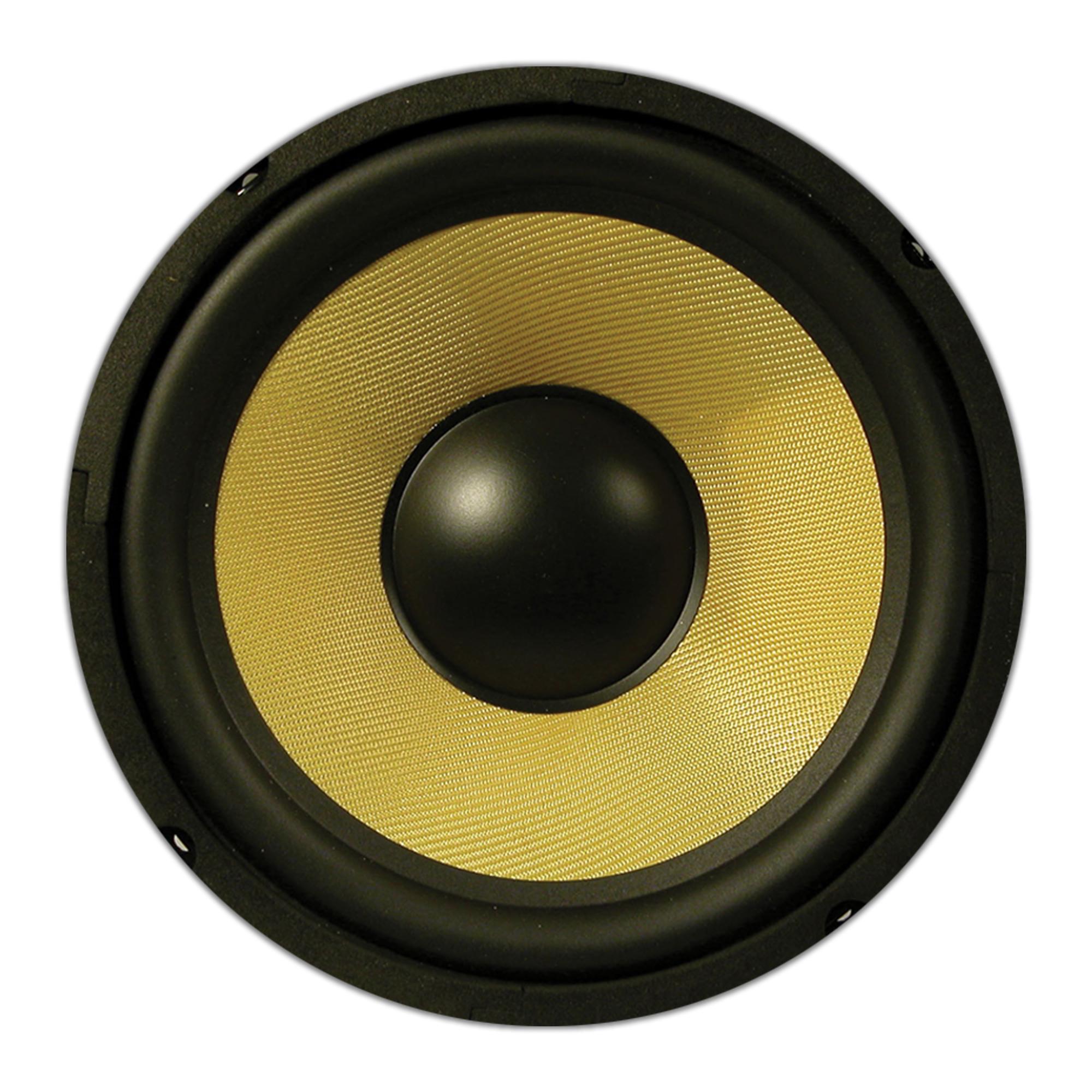 """QTX Sound 8"""" Woofer Speaker Driver 500W"""