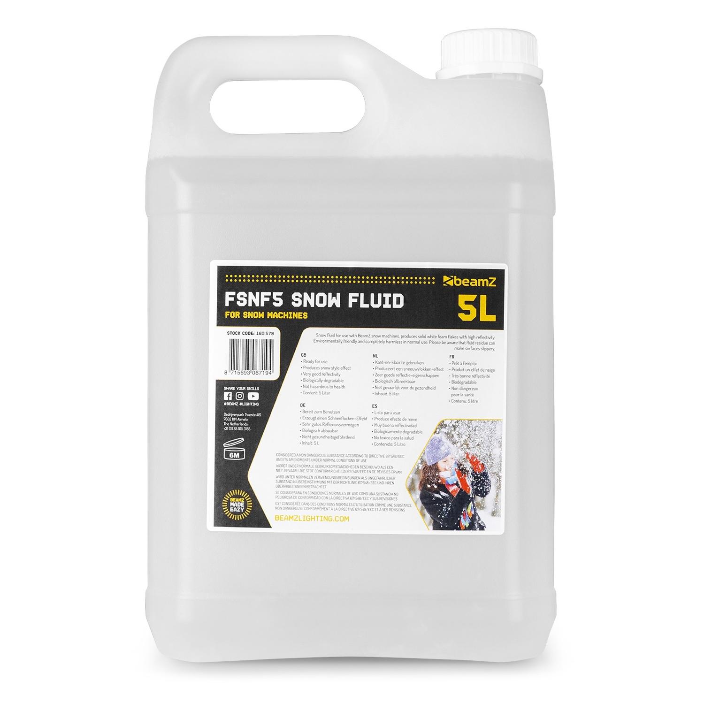 BeamZ 5L Snow Fluid