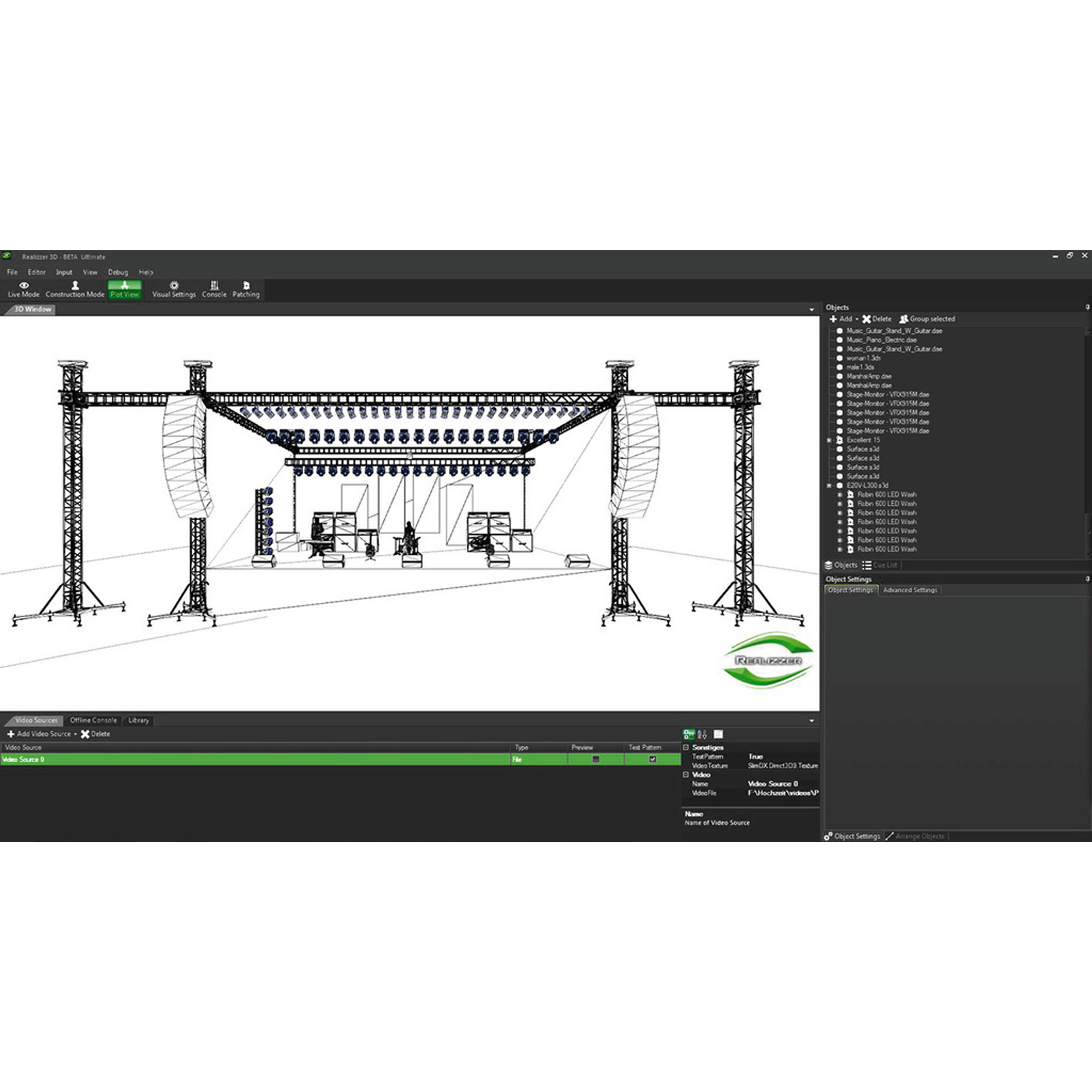 Org Makers Brand 118057 REALIZZER-3D Software