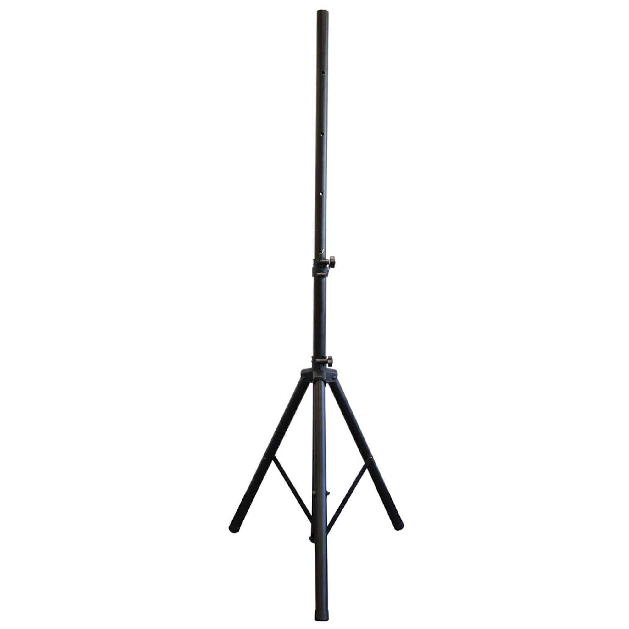 QTX Sound Tripod Speaker Stand, 35mm Black