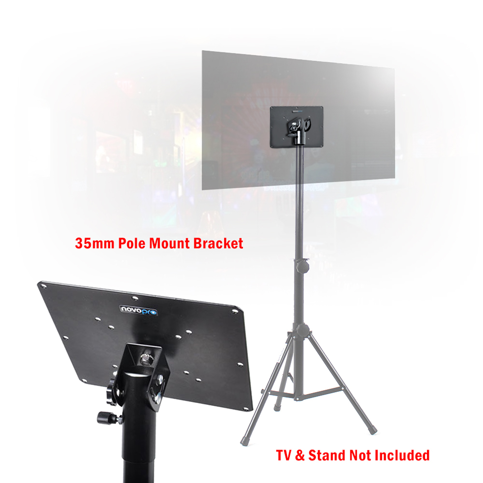 Portable Floor Stand for LCD LED Monitor Plasma TV Screen
