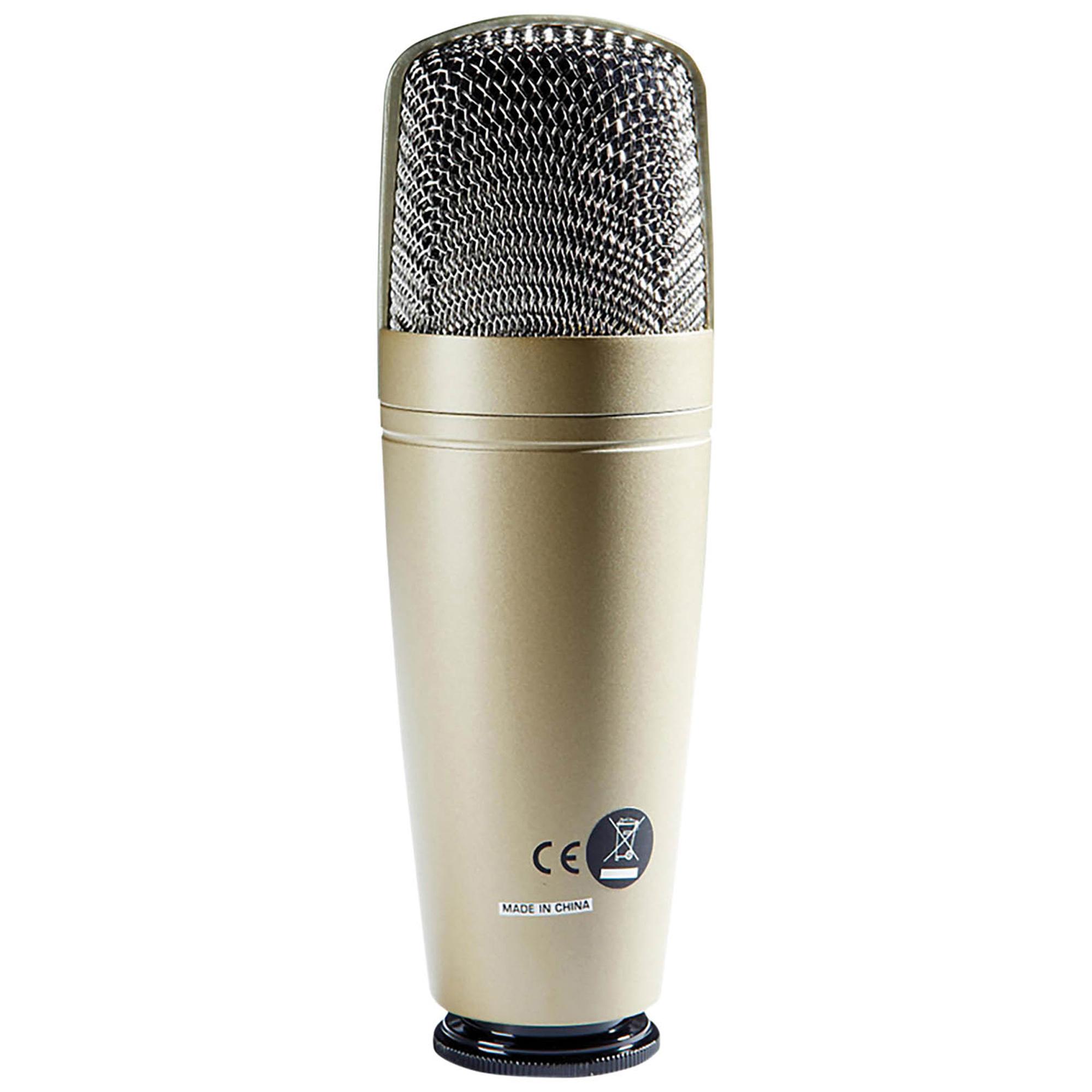 behringer c 1 large diaphragm studio condenser microphone. Black Bedroom Furniture Sets. Home Design Ideas