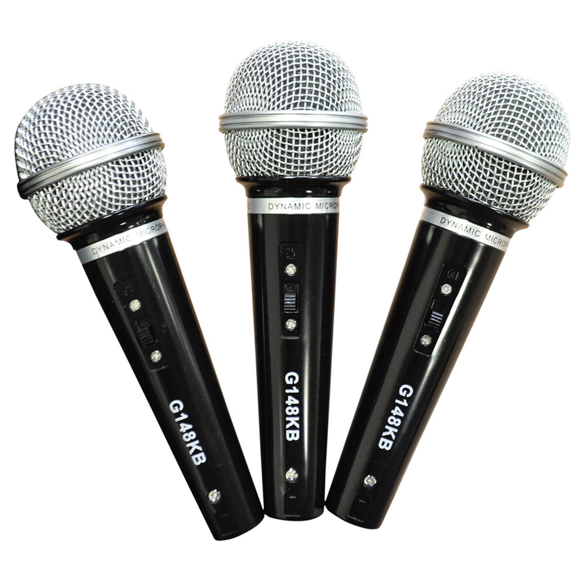 soundlab g148kb dynamic vocal microphone kit. Black Bedroom Furniture Sets. Home Design Ideas